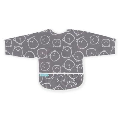 Grey Assorted Prints Kushies Wash 3 Piece Cloths