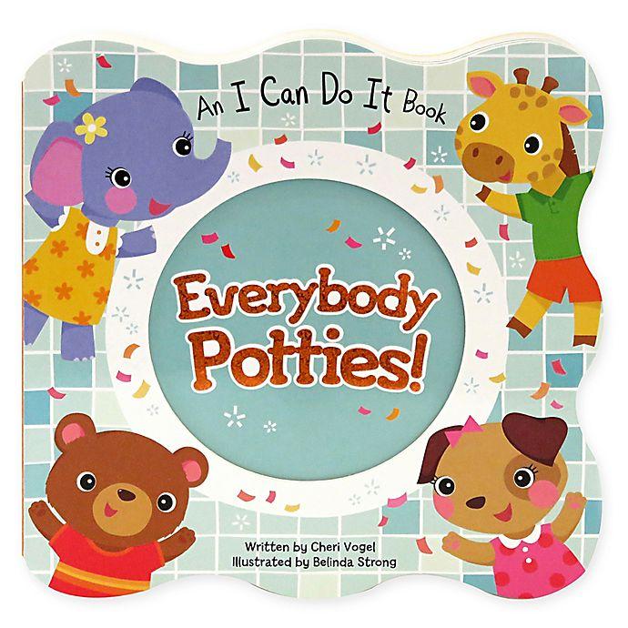 "Alternate image 1 for Cottage Door Press ""Everybody Potties!"" by Cheri Vogel"