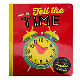 """Cottage Door Press """"How To Tell The Time"""" Book"""