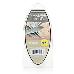 Yankee Candle® Sage & Citrus 6-Pack Fragrance Wax Melts