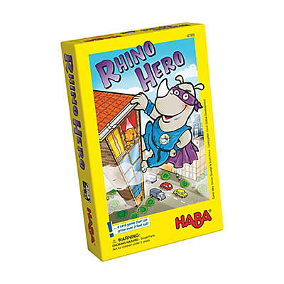 HABA Rhino Hero Family Game