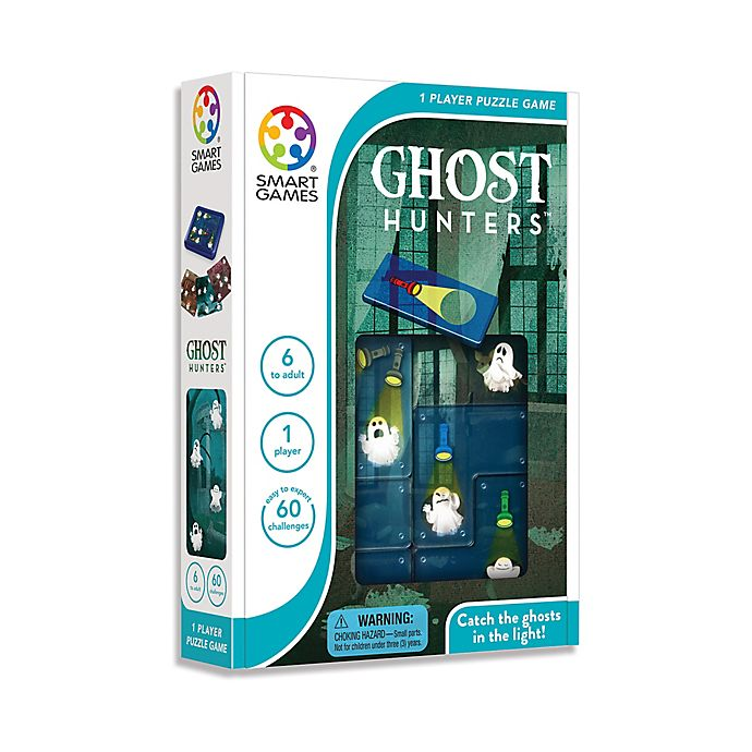 Alternate image 1 for SmartGames Ghost Hunters™ Brain Teaser Puzzle