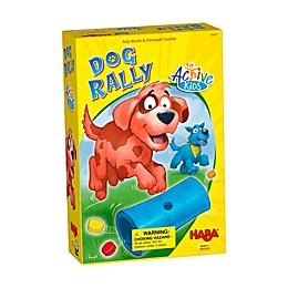 HABA Dog Rally Active Kids Game