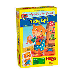 HABA My Very First Games - Tidy Up! Preschool Game