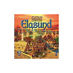 Elasund The First City of Catan Board Game