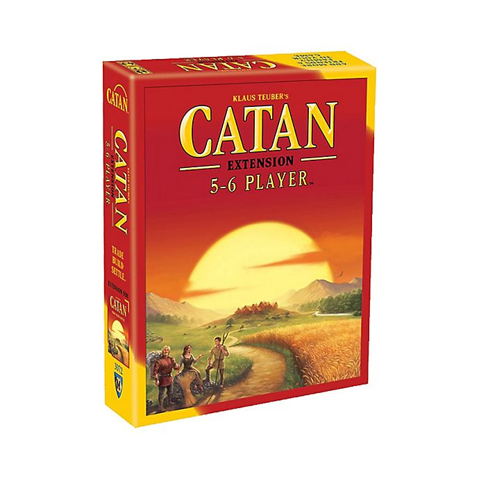 Alternate image 1 for Catan 5-6 Player Extension
