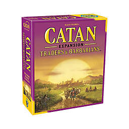 Catan Traders & Barbarians Game Expansion