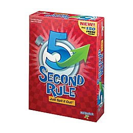 PlayMonster® 5 Second Rule™ Party Game