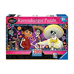 Ravensburger Disney® Pixar Coco Remember Me Panorama 200-Piece Puzzle