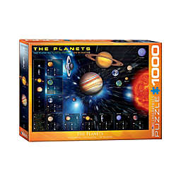 Eurographics Inc 1000-Piece The Planets Jigsaw Puzzle