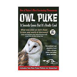 Owl Puke Science Kit