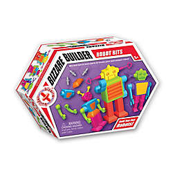Tedco Toys Bizarre Builder - Robot Bits Building Set