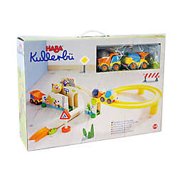 HABA Kullerbu At the Construction Site Play Track