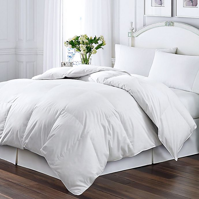 Alternate image 1 for Kathy Ireland® Essentials Down & Feather-Filled Comforter