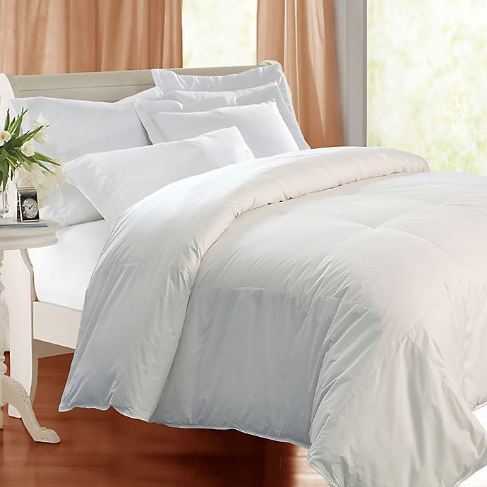 Alternate image 1 for Kathy Ireland Essentials Down and Feather-Filled Comforter