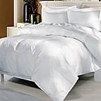 Elle King Down Comforter in White