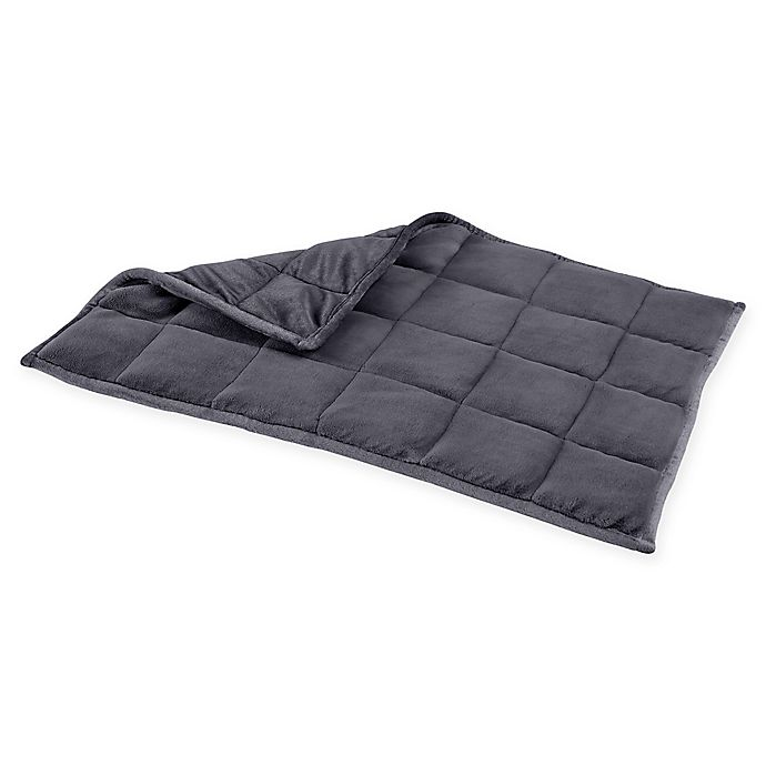 Alternate image 1 for Therapedic® Medium/Large Weighted  Back/Lap Mat in