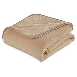 Vellux® 12 lb. Plush Weighted Reversible Throw Blanket