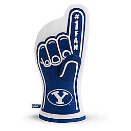 Brigham Young University #1 Fan Oven Mitt