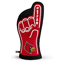 University of Louisville #1 Fan Oven Mitt