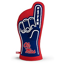 University of Mississippi #1 Fan Oven Mitt
