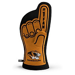 University of Missouri #1 Fan Oven Mitt
