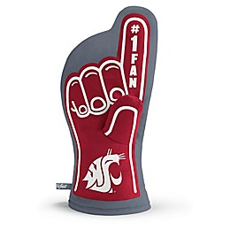 Washington State University #1 Fan Oven Mitt