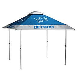 NFL Detroit Lions 9-Foot x 9-Foot Pagoda Canopy