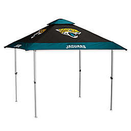 NFL Jacksonville Jaguars 9-Foot x 9-Foot Pagoda Canopy