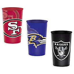 NFL 8-Pack 22 oz. Souvenir Plastic Cups