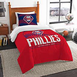 MLB Philadephia Phillies Grand Slam Comforter Set