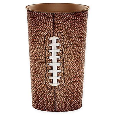 NFL Football 8-Pack 22 oz. Souvenir Plastic Cups in Brown
