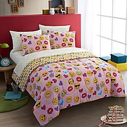 Emoji Pals Bling Comforter Set