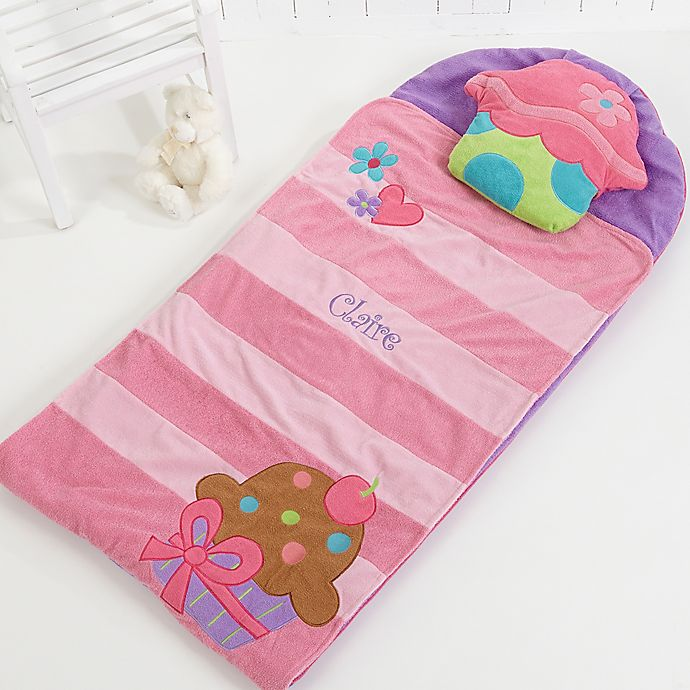 Lil Cupcake Personalized Nap Mat By Stephen Joseph Buybuy