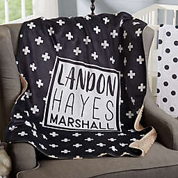 Personalized Blankets Buybuy Baby