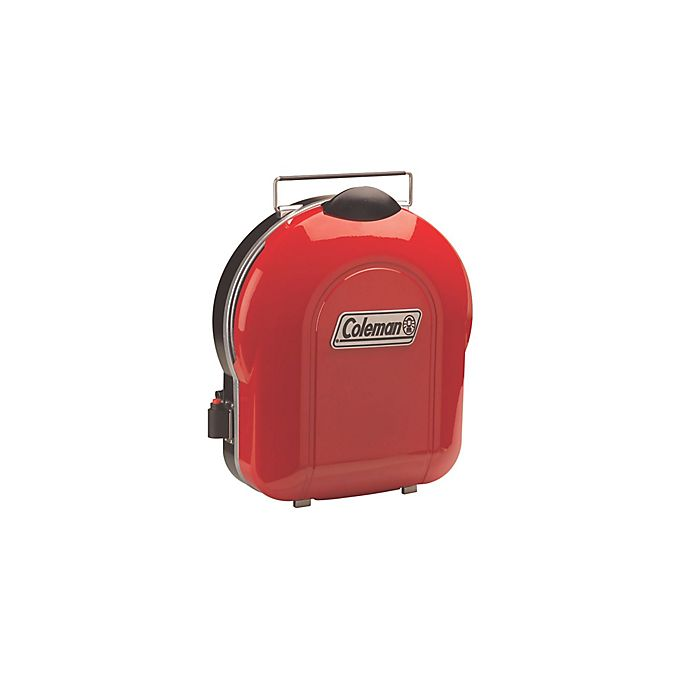 Alternate image 1 for Coleman® Fold N Go + Propane Grill in Red