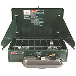 Coleman® Guide Series Dual-Fuel Stove in Green