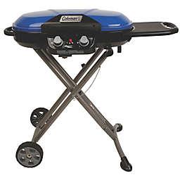 Coleman® RoadTrip® X-Cursion 2-Burner Propane Grill in Blue