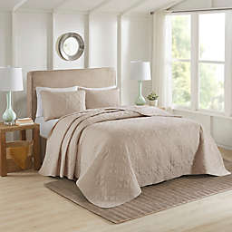510 Design Oakley King/California King Bedspread Set in Khaki