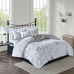 510 Design Marseille Reversible Comforter Set
