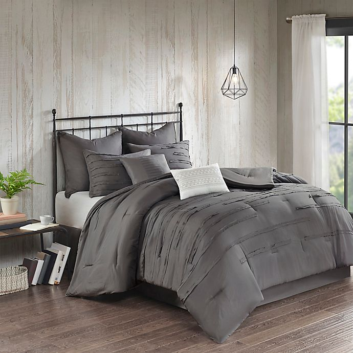 Alternate image 1 for 510 Design Jenda 8-Piece Comforter Set