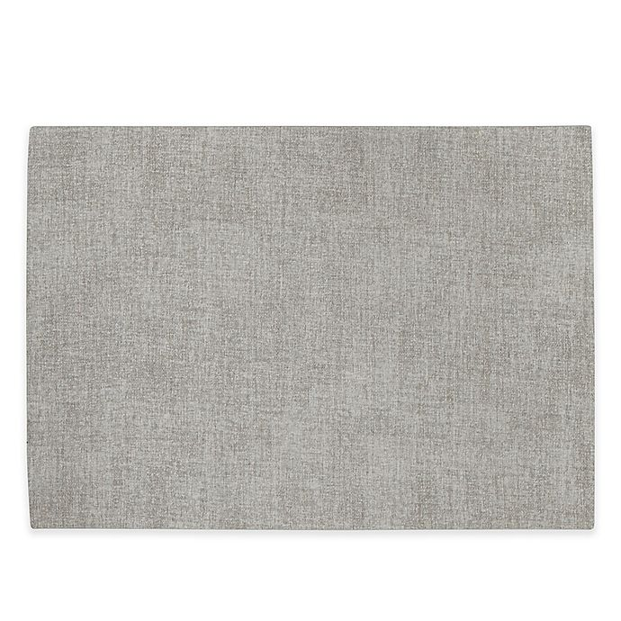 Alternate image 1 for Percept Reversible Placemats in Grey (Set of 4)