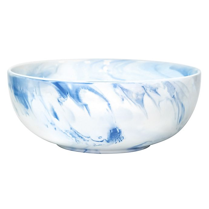 Alternate image 1 for Artisanal Kitchen Supply® 10-Inch Coupe Marbleized Serving Bowl