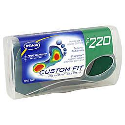 Dr. Scholl's® Custom Fit® 1-Pair CF 220 Orthotics