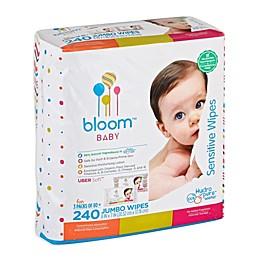 bloom™ Baby 240-Count Jumbo Baby Wipes