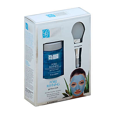 Global Beauty Care® 5 oz. Premium Pore Refining Gel Mask with Applicator