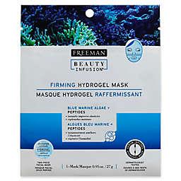 Freeman® Beauty Infusion Firming Hydrogel Mask with Blue Marine Algae & Peptides