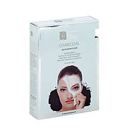 Global Beauty Care® 5-Count Premium Charcoal Spa Treatment Mask