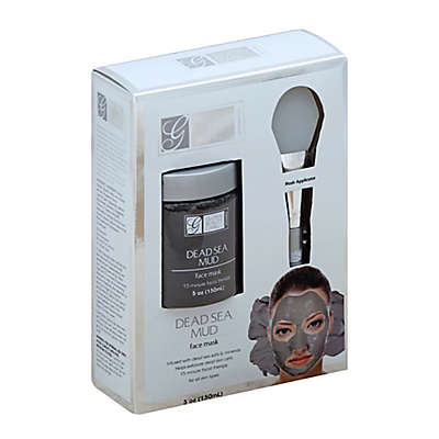Global Beauty Care® 5 oz. Premium Dead Sea Mud Face Mask with Applicator