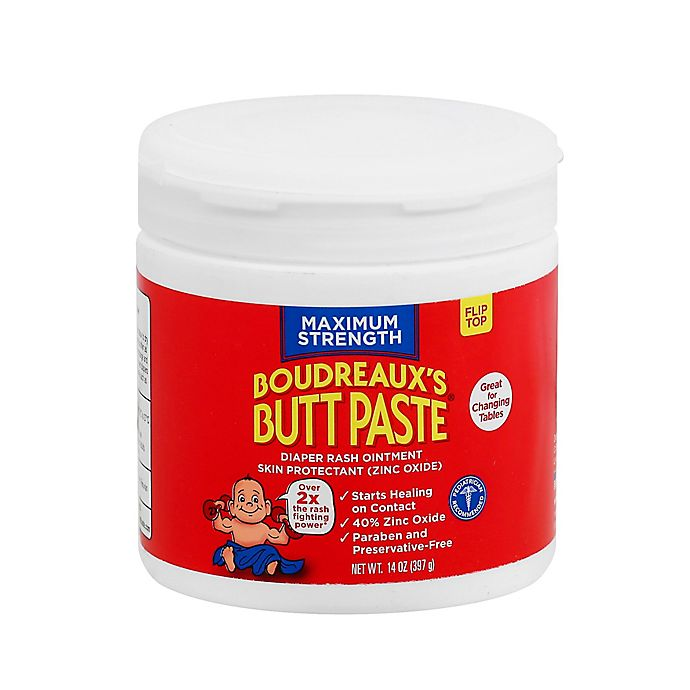 Alternate image 1 for Boudreaux's® 14 oz. Maximum Strength Butt Paste